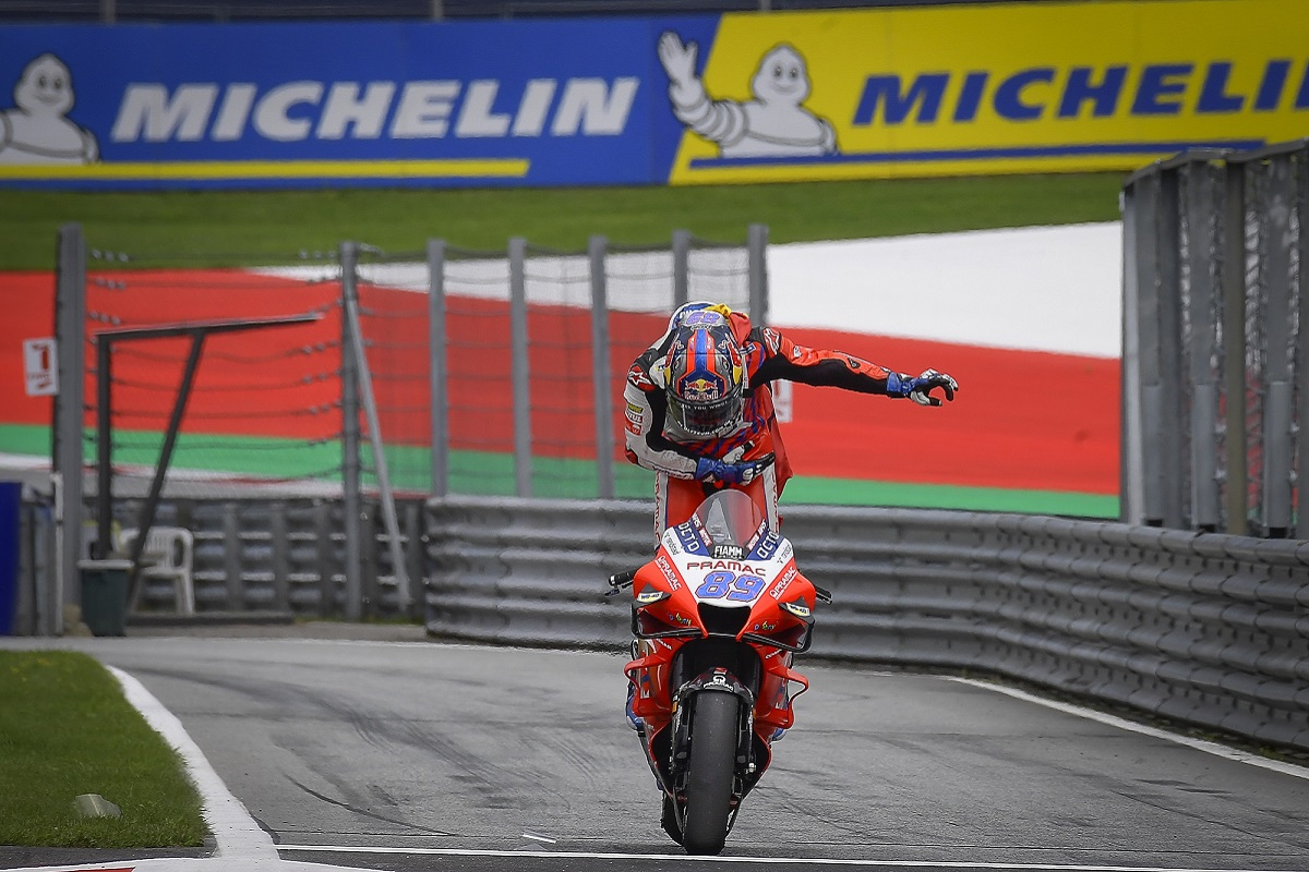 Martin Reigns The Red Bull Ring For Magnificent Maiden Win